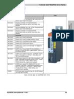 Datasheet 8V1010002-ACOPOS 1010
