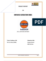Iocl Report by Anupam