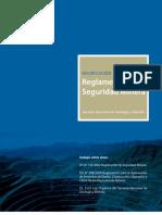 Reglamentos en Seguridad Minera