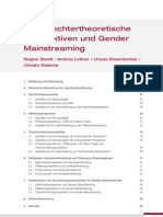 Geschlechtertheoretische-Perspektiven