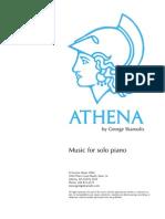 George Skaroulis - Athena Sheet