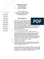 07-13-2010 Town Council Minutes Adopted