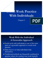 Social Work Practice With Individuals