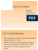 The Fashion Channel (TFC)