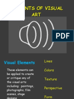 Element of Visual Arts