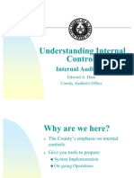 Understanding Internal Control-Internal Audit