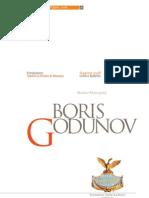 Musorgskij - Boris Godunov