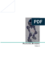 ( eBook - PDF - EnG) Maya - Polygonal Modeling - Tutorial