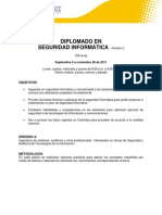 DIPLOMADO SEGURIDAD INFORMATICA UNIVERSIDAD JAVERIANA BOGOTÁ