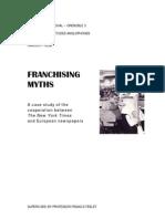 Franchising Myths