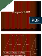 Morgan's IHRM