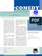 SCOME Newsletter - Issue 1 Compressed