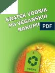 Vodnik Po Veganskih Nakupih