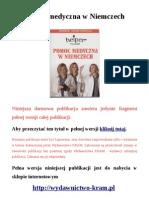 Rozmówki - pomoc medyczna w Niemczech