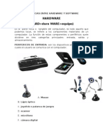 Hardware - Software