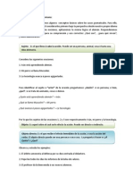 Apuntes de Alemán, Rección verbal, Nominativ y Akkusativ