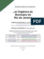 LeiOrganicaMunicipiodoRio