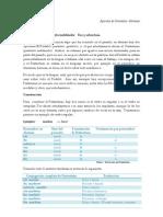 Apuntes de Gramática  Alemana - Präteritum