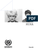 MYRA Press Kit