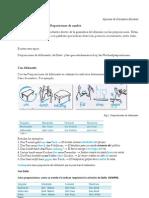 Apuntes de Gramática Alemana -  Preposiciones de cambio - Wechselpräpositonen