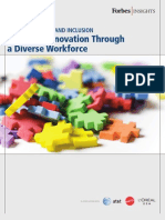 Innovation Through Diversity
