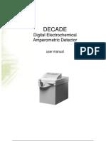 DECADE I User Manual