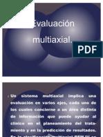 Exposición Evaluación Multiaxial.