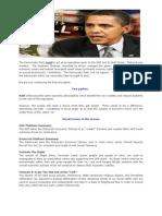 Obamas Brilliant Savvy Businessmen