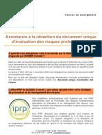 Prestation IPRP Entreprise