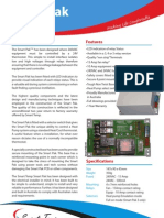Smartpaks 240 Volt to 24 Volt Interface Boards Brochure