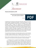 2 Metodología en ENF