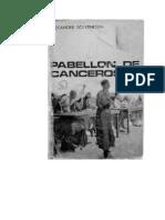 El pabellón del cáncer - Alexander Solzhenitsyn