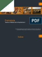 Prehistoria (Paleolitico, Mesolitico, Neolitico)
