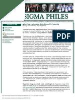 Delta Sigma Philes