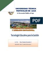 Reflexiones sobre la influencia de las Nuevas Tecnologias de La Comunicacion  en la Educación