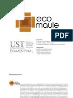 Presentación Formal Ecomaule