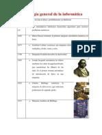 Cronología general de la informática
