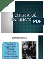 Tecnica de Brunnstrom Modificada (1)-1