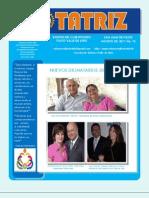 ROTATRIZ 10 - Boletín Club Rotario Pasto Valle de Atriz - Agosto 2011.