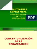 AREA04- Conceptualizacion de La Organizacion