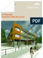 Earthquake Resistant Steel Structures