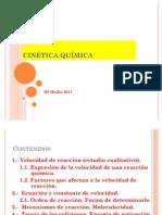 Cinetica III Medio Q2