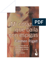 Rigalt Carmen - Mi Corazon Que Baila Con Espigas