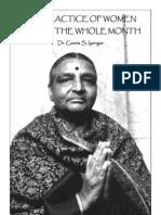 Practice of Women by Geeta