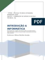 APOSTILA DE INFORMÁTICA