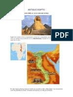 Antiguo Egipto- La Eternidad Del Barro