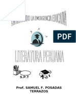 LITERATURA PERUANA #2