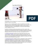 El Salvador. Lo Mejor en Arte y Cultura 2010