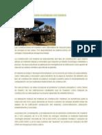 Construcción de casas ecológicas con madera