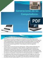 Generaciones de Las Comp.